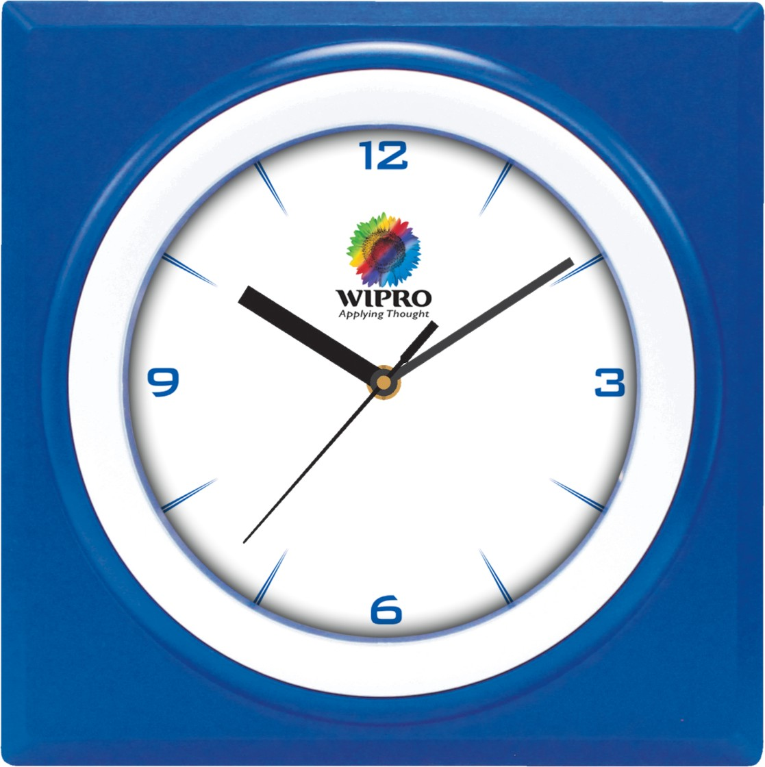Wipro Wall Clock